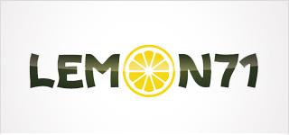 Logo kujundamine Lemon 71 - 1