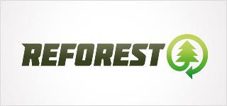 Logo kujundamine Reforest 1