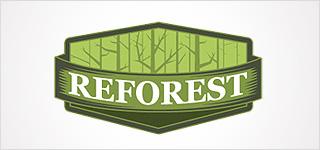 Logo kujundamine Reforest 2